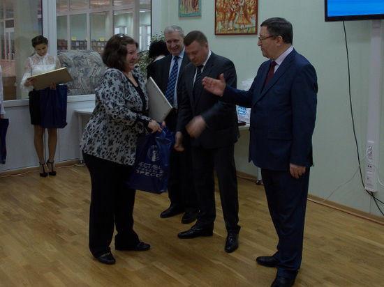 Тамбовские СМИ отметили  День российской печати