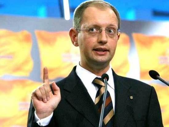 Яценюк заявил, что возглавит правительство, если оно будет полностью оппозиционным