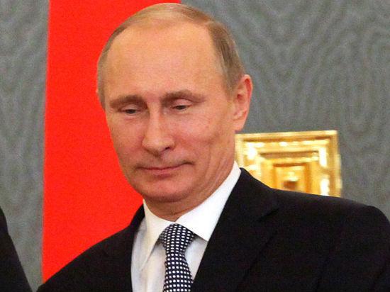 """Путин откроет счет в """"наказанном"""" Америкой банке"""