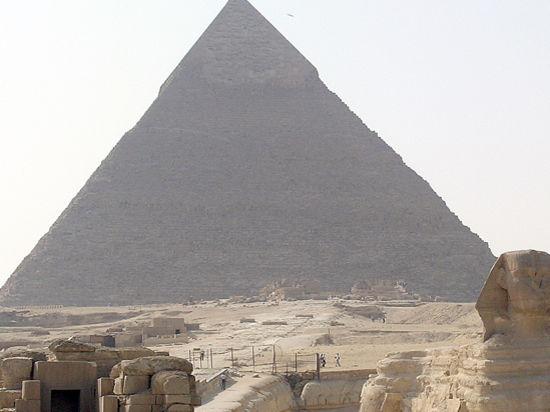 Американские археологи нашли в Египте новую пирамиду
