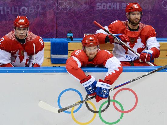 Российские хоккеисты ни с чем покидают домашнюю Олимпиаду