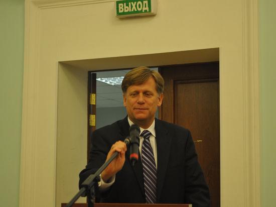 Посол США в России собрался на выход