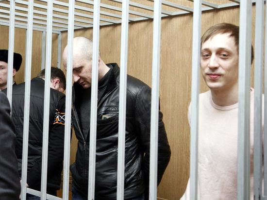 Дмитриченко и Заруцкий получили 6 и 10 лет за нападение на Филина