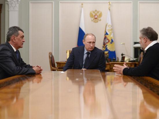 Путин поменял Чалого на Меняйло: «Вы не бюрократ, вы — революционер!»