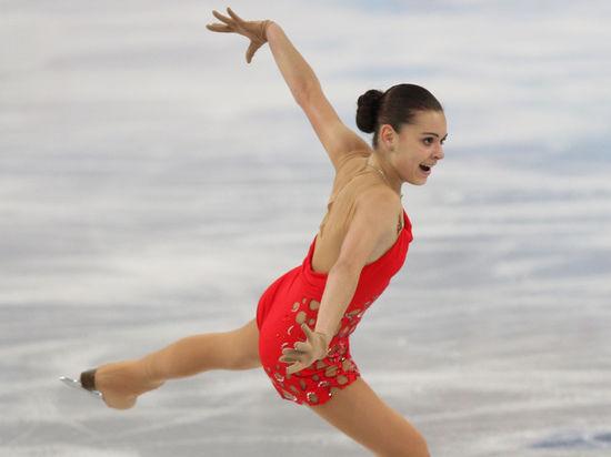 Аделина Сотникова вернула черного лебедя