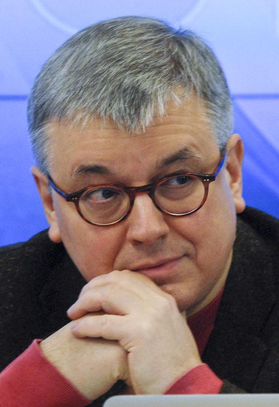 Москва: взгляд с «Вышки»
