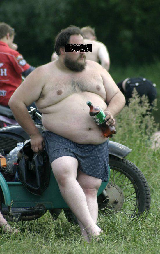 Люди склонны к ожирению из-за холодного климата