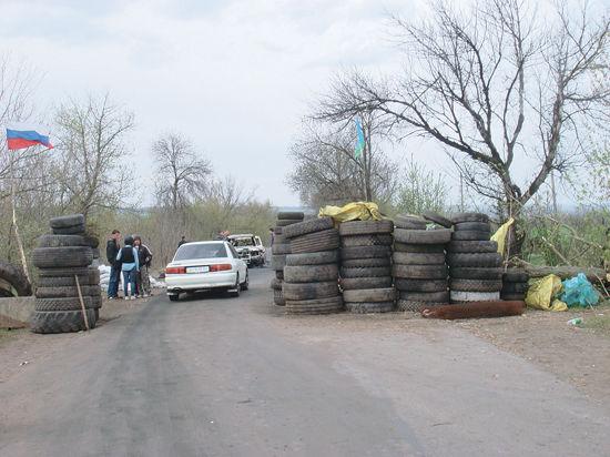 В Славянске убиты еще два ополченца
