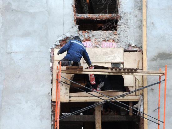 Строительство апарт-отеля в Новокосино националисты  использовали для зарабатывания политических очков