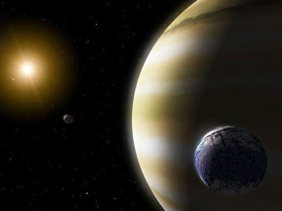 Астрономы заметили первую экзолуну
