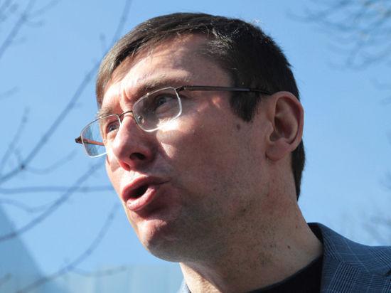 Луценко рискнул головой ради Майдана