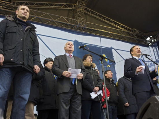 Поляки и янки как «главные украинцы»