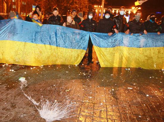 В Донецке в субботу готовят местное восстание
