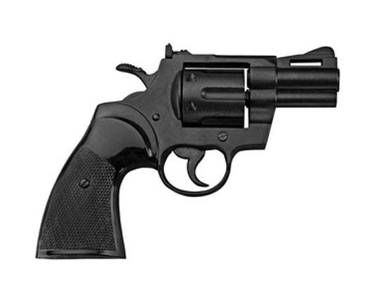 Мигранты пытались ограбить полицейских с помощью пластмассового пистолета