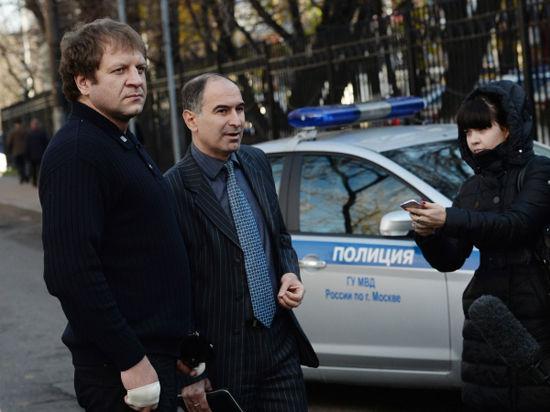 Очередной скандал с Александром Емельяненко потряс мир ММА