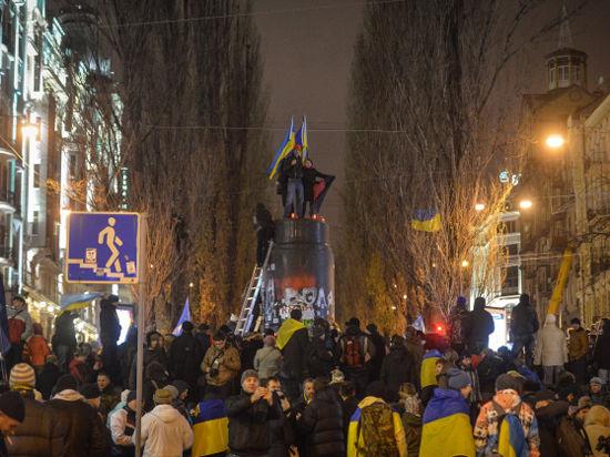 Правнук автора «киевского» памятника Ленину: «Это урок Украине как не надо делать»
