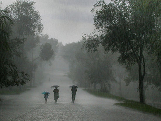 Европейский ураган «Ксавьер» надвигается на Калининград