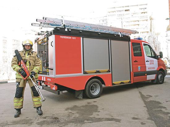 Пожарные научились «жалить» огонь