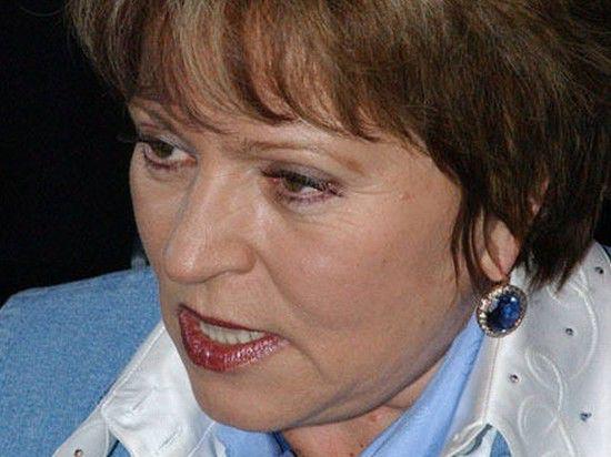 Придавило кленом: Матвиенко попала под канадские санкции