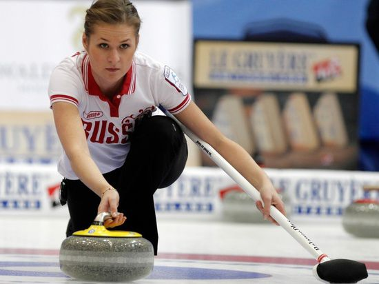 Женская сборная России по керлингу вошла в тройку лучших команд мира