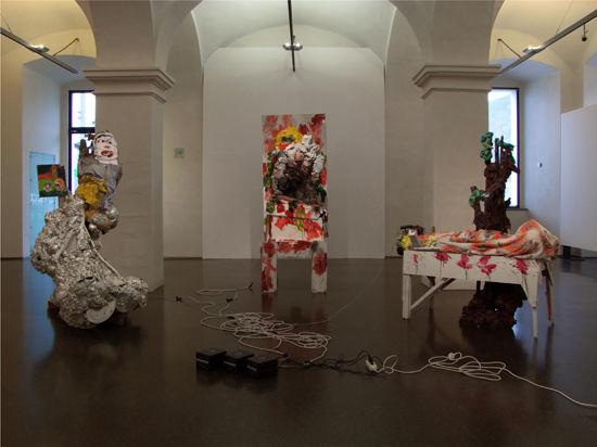 Современное искусство из Австрии можно потрогать руками на Винзаводе