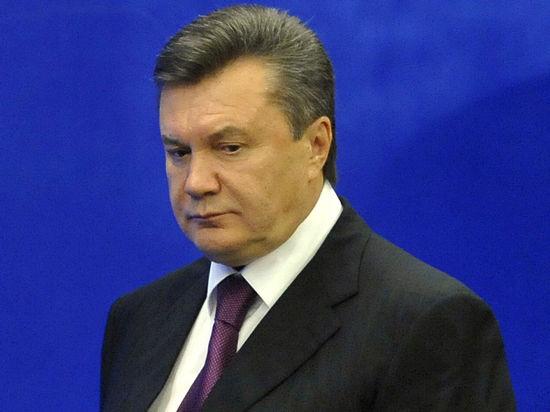 Швейцария может заморозить миллионы Януковича