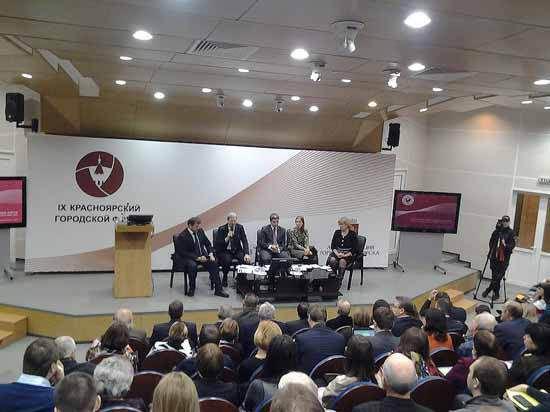 Градостроительное будущее Красноярска становится общим делом горожан