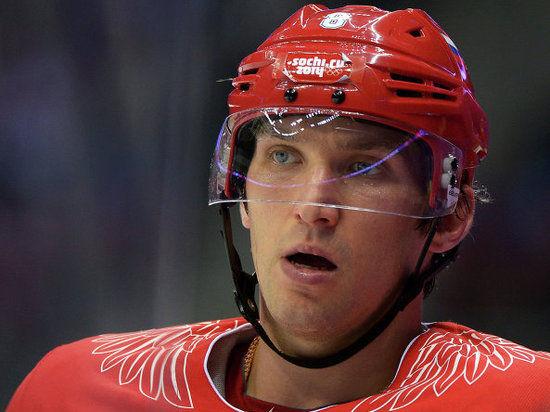 Отец хоккеиста сборной России Александра Овечкина перенес инфаркт