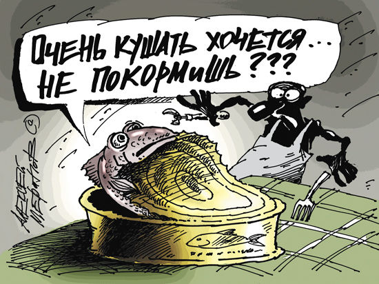 Социологи: из-за событий на Украине москвичи стали экономить на продуктах