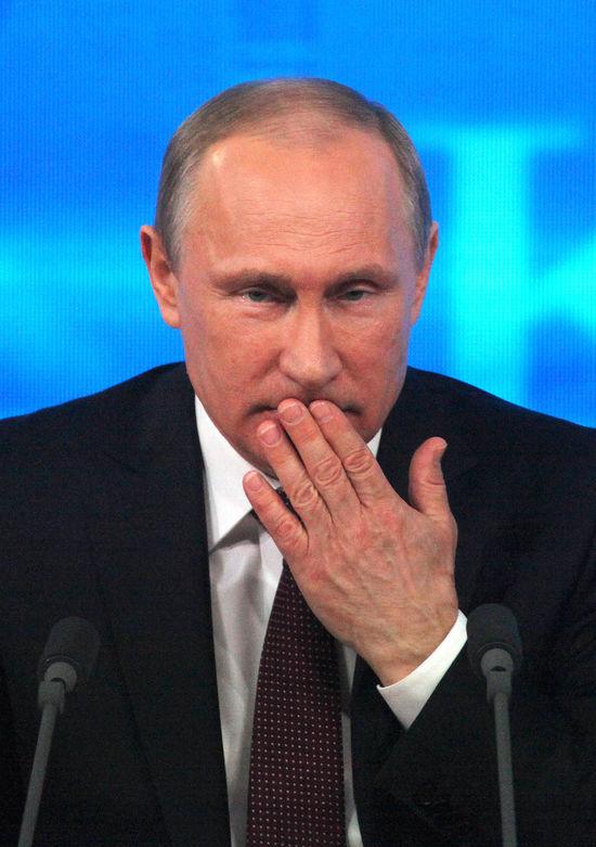 Россияне бурно одобряют деятельность главы государства