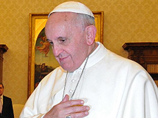 Минфин Ватикана теперь в руках божьих