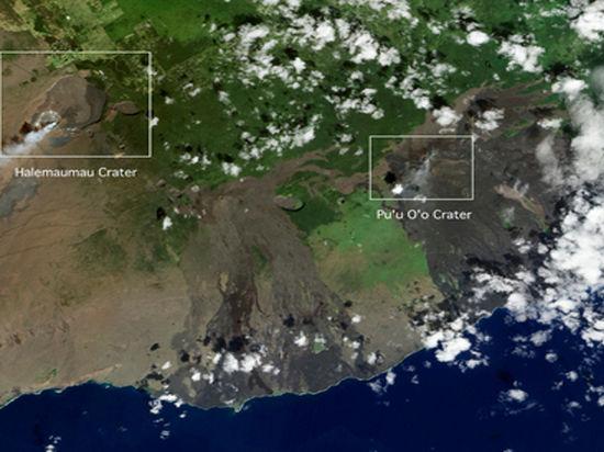 Извержения супервулканов можно предвидеть по спутниковым снимкам