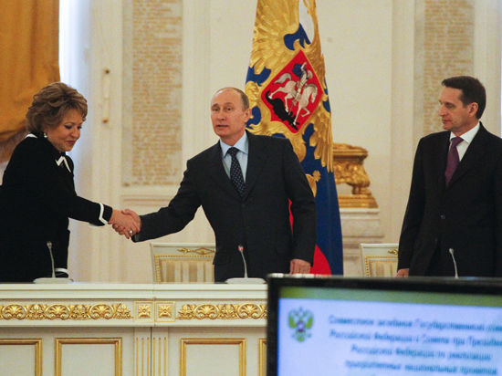 Жириновский на Госсовете при Путине назвал себя «потомком Наполеона»