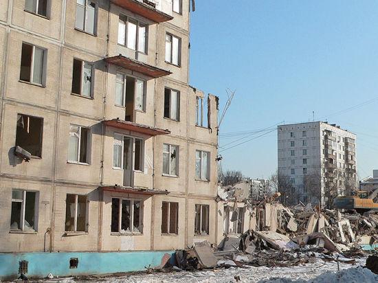 Снос пятиэтажек завершится в 2015 году