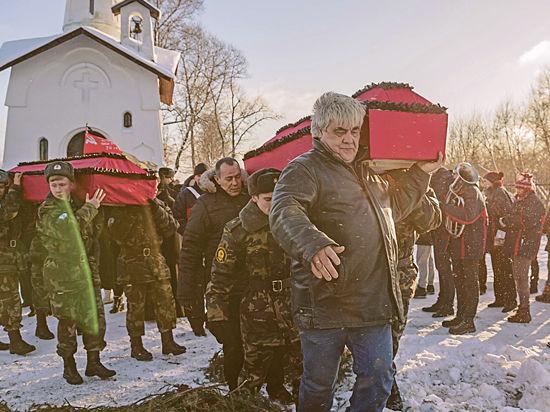 Это — российские воины