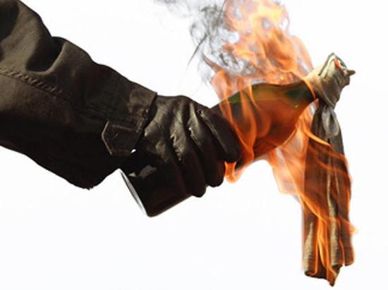 На киевском майдане поджигали не тем «коктейлем»