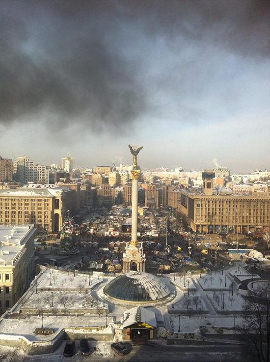 Украина готовится к атомному террору