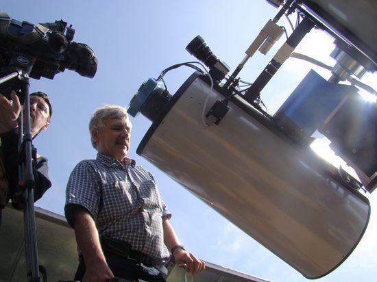 Российские ученые разглядели взрыв древнейшей звезды