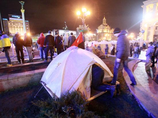 Легко ли быть украинским революционером?