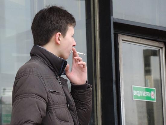 В Москве за курение в общественных местах оштрафовали уже около тысячи человек