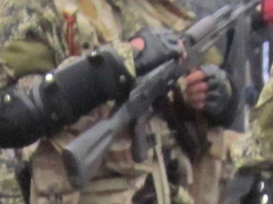 Турчинов разогнал десантную часть, не ставшую воевать с «ополченцами»
