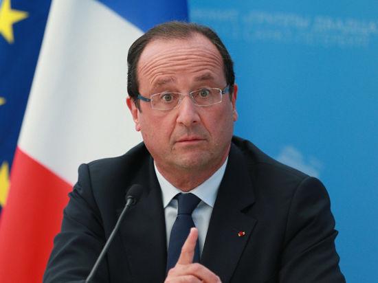 Первая леди Франции остается в больнице, а актриса Гайе не комментирует отношения с Франсуа Олландом