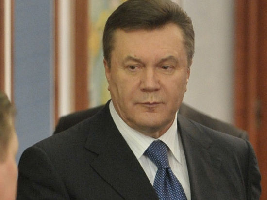 Янукович: Остаюсь президентом, с бандитами дела не имею