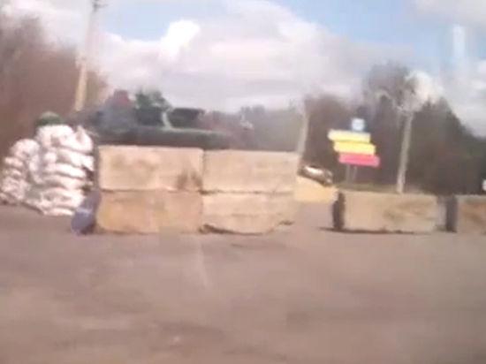 Подробности стрельбы в Краматорске: «Военные с ходу открыли огонь»