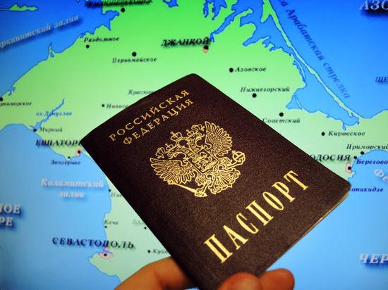 Паспортный парадокс: В украинском Крыму захотели остаться всего шесть человек