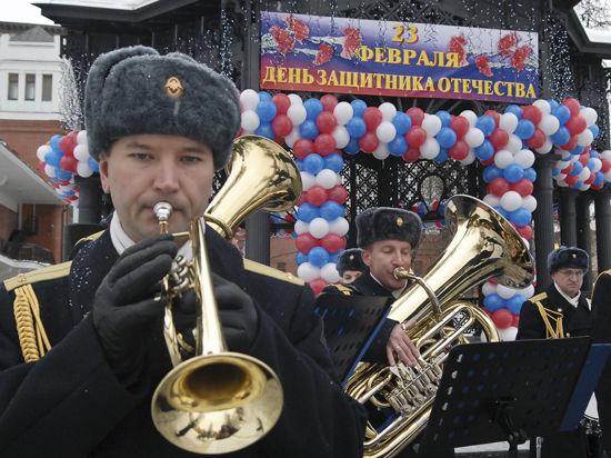Как отметит Москва День защитника Отечества