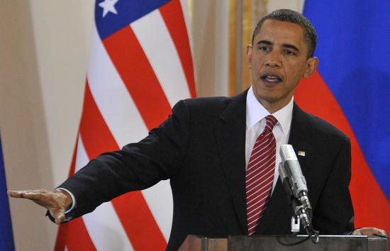 Обама отказался воевать с русскими