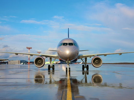 Ведущая Российская авиакомпания подвела итоги года