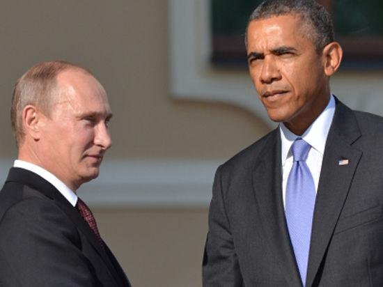 Обама предупредил Путина о возможной изоляции России в связи с вводом войск на Украину