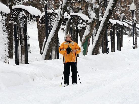 В Яхроме стартует «Лыжня России»